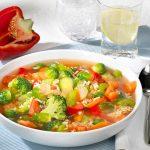 Gemüsesuppe für jeden Tag